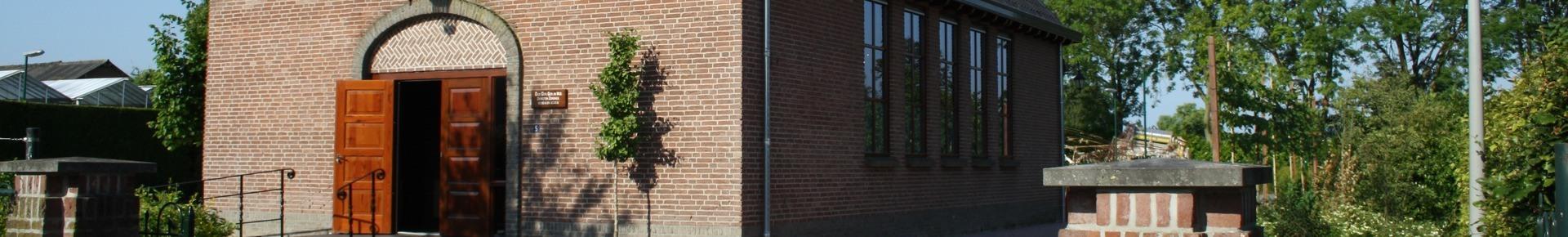 Kerkgebouw Lienden